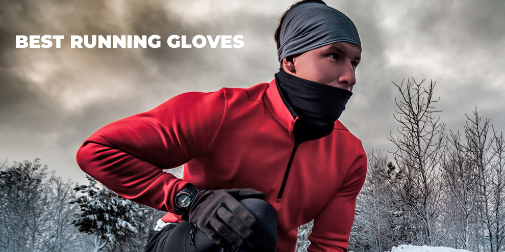 Best Winter Running Gloves For Warm Hands In Cold Weather