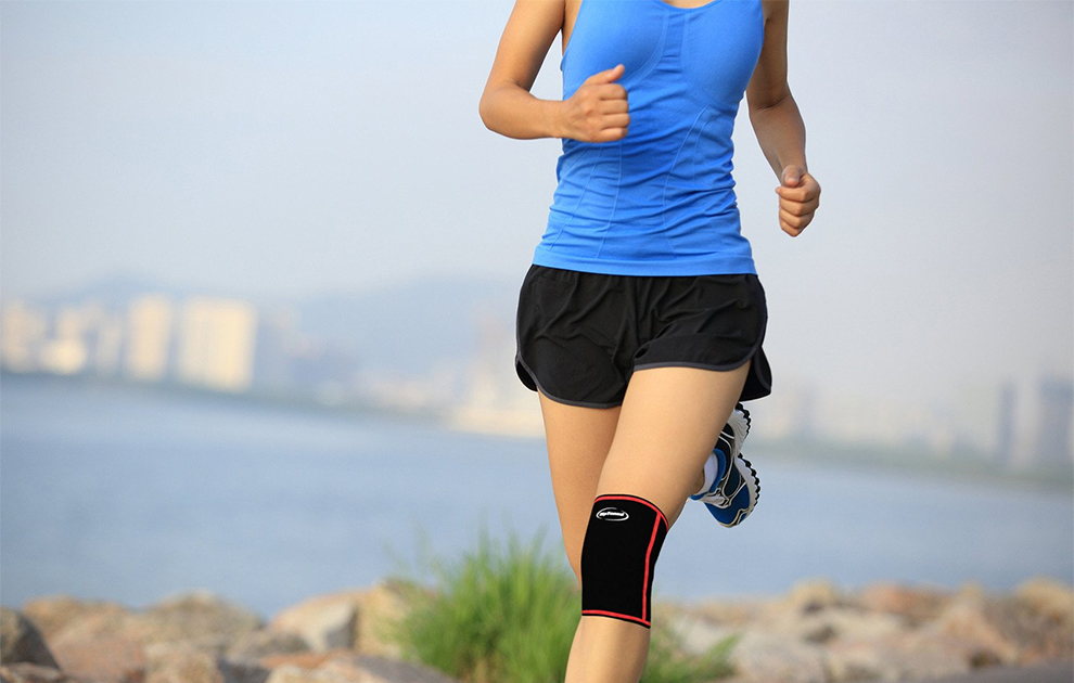 Knee Support, Braces and Sleeves For Running