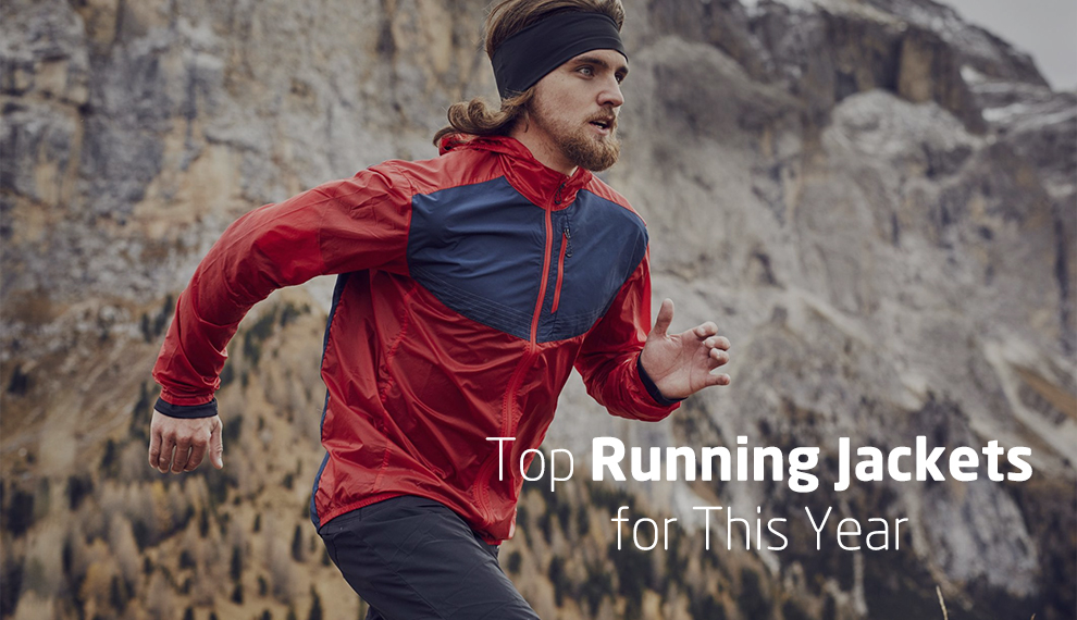 Top Running Jackets for This Year