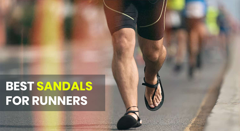 Best Sandals for Runners